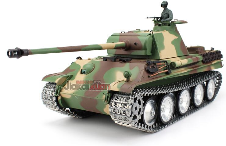2 4g 1 16 German Panther G Class Rc Airsoft Tank Hang Toys