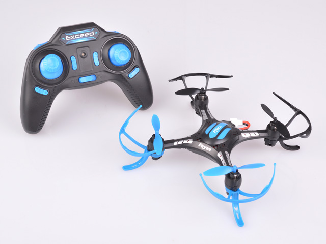 2 4GHz Sky King Helicopter Medium-sized R/C Quadcopter 3D Inverted