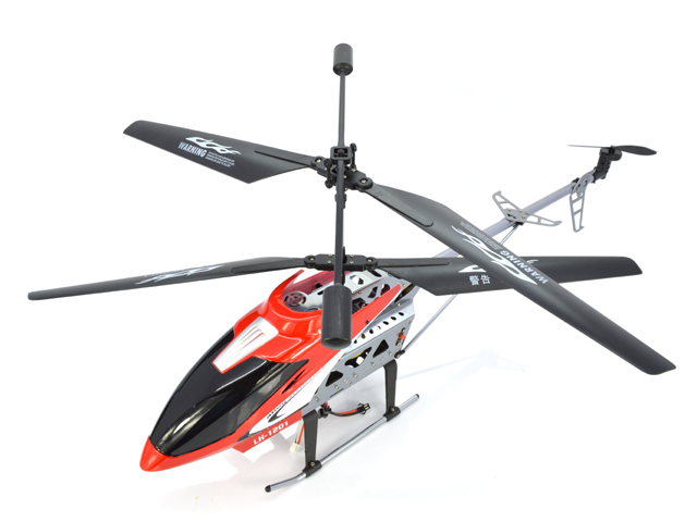 3 5Ch remote control helicopter with flashing lights