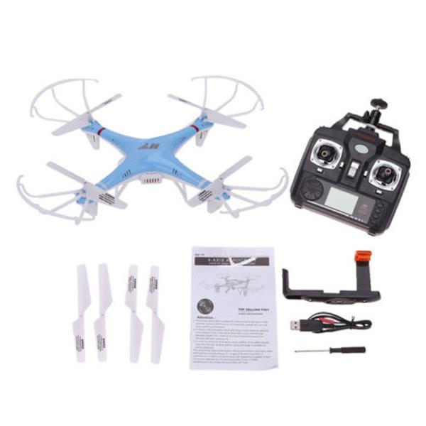 2 4G 4CH 6-Axis Gyro FPV Quadcopter Wifi Transmission RC drone with