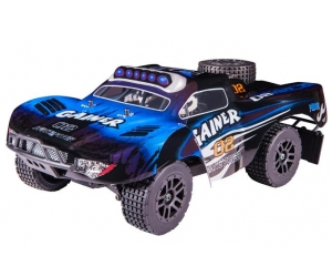 1:16 Full Proportional 2.4GHz 4CH RC High Speed Truck Car RTR