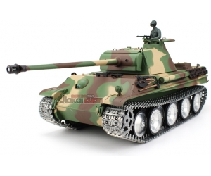 2.4G 1:16 German Panther G class RC Airsoft Tank Hang Toys (Normal Edition) SD00307573