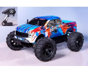 1:16 rc car C605 rc monster truck 4X4 RTR 4WD high speed car RC Electric Monster Truck