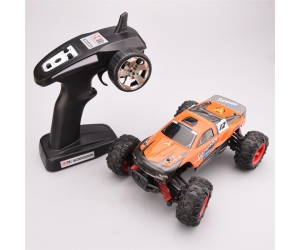 01:24 2.4GHz RC High Speed ​​Car Model Racing Car 4WD proportionnelle