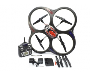 2.4G 4-Axis Big Size Wifi Controlled Real-time Transmission RC Drone With Camera