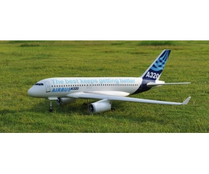 2.4G 4 Channel Radio Controlled Airbus Brushless SD00278724
