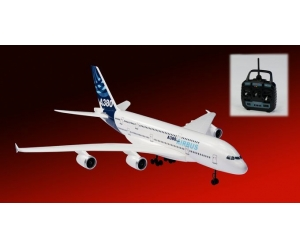 2.4G 4 Channel Remote Control RC Airplane Airbus SD00278723