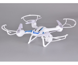 2.4G 4.5 CHANNEL WITH SIX AXIS GYROSCOPE QUADCOPTER WITHOUT CAMERA