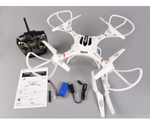 2.4G 4CH 6 Axis Gyro 3 Speed  RC Quad Copter