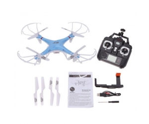 2.4G 4CH 6-Axis Gyro FPV Quadcopter Wifi Transmission RC drone with Camera