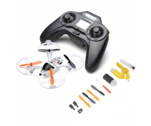2.4G 4CH 6 Axis Gyro RC Drone With Camera LCD Display
