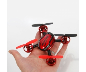 2.4G 4CH 6Axis Gyro System 360 Degree Rotation rc brushless motor quadcopter with camera