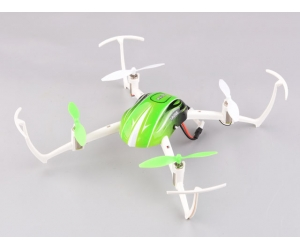 2.4G 4CH 6Axis inverted flying quadcopter RTF