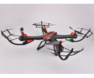 2.4G 4CH headless autoback fpv rc drone with 2MP camera wifi control quadcopter