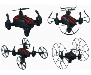 2.4G  6-AXIS GYRO Nano Drone Quadcopter 4 IN 1