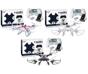 2.4G 6 AXIS REMOTE quadcopters WIFI WITH GYRO