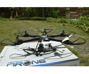 2.4G 6-Axis RC Big Quadcopter With Headless Mode and One key Back LCD Screen RTF For Sale