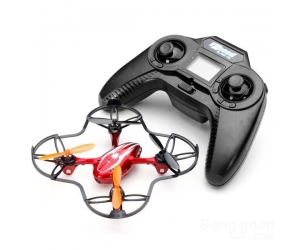 2.4G 6 Axis RC Drone With Camera &Protection guard