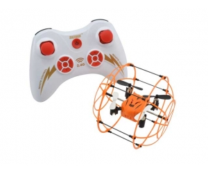 2.4G 6-Axis RC Quadcopter RC Flying UFO Ball 360 Degree Flips