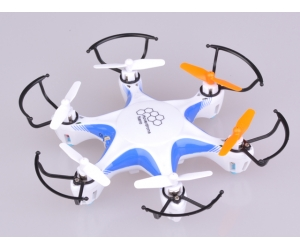 2.4G 6-axis RC Quadcopter drone With Protect Gurd