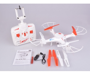 2.4G Middle Size Wifi Quadcopter mit FPV HD-Kamera und Video mit Licht