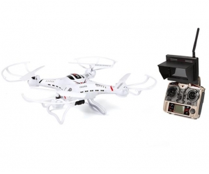 2.4G FPV RC QUADCOPTER WITH 6-AXIS GYRO & 5.8G image transmission