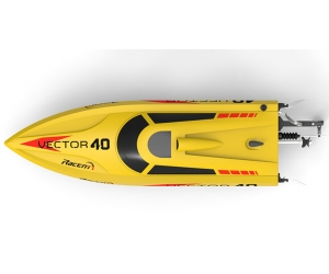 2.4GHz 2 CH High Level Racing Cooled Model Brushless RC Boat PNP  SD00315072