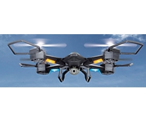 2.4GHz 4 CH New Mode RC Quadcopter with  6-AXIS GYRO SD00326348