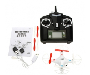 2.4GHz 4 Channel RC Quadcopter Without Camera With Headless Mode