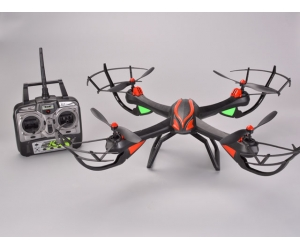2.4GHz 4CH RC Quadcopter with 720P Camera +4G Memory Card SD00326955