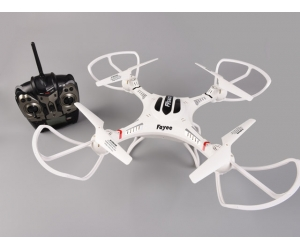 2,4 GHz 4CH à distance Quadcopter commande avec 6 axes GYRO & WIFI Real-Time Factory SD00326935