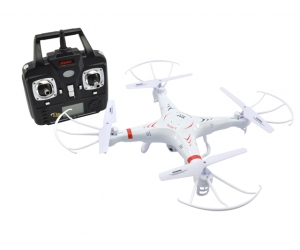 2.4GHz RC Headless Mode Quadcopter With HD Camera VS Syma X5C RC Drone