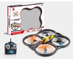 2.4Ghz 6 AXIS RC Quadcopter mit 2.0MP Kamera + Gyro