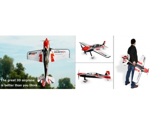 2.4Ghz 6CH Brushless KIT  Sbach 342 RC Model Airplane Toys SD00323586