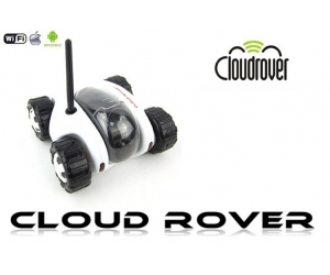 2014 Wifi RC Car Toys  Wireless Real-time Video Control CLOUD ROVER RC Tank RC Camera Wifi Car