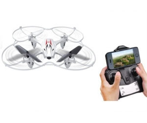 2015 New Product 2.4Ghz 4CH 6-Axis Wifi RC Quadcopter