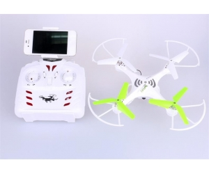 2015 New products 2.4G 4CH Wifi RC control quadcopter