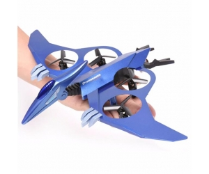 2016 New  6 Axis Gyro 2.4G 4CH RC Quadcopter with 0.3MP HD Camera Drone Remote Control Air Helicopter Toys