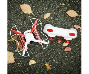 2016 New Arriving!  2.4GHz 4CH 6-Axis Gyro RC Quadrocopter With 2.0MP Camera RTF Drone