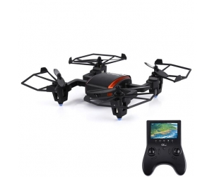 2016 New Arriving! 5.8Ghz 4CH 6Axis Gyro FPV RC Quadrocopter With 2MP 720P Camera &One key Return RTF For Sale