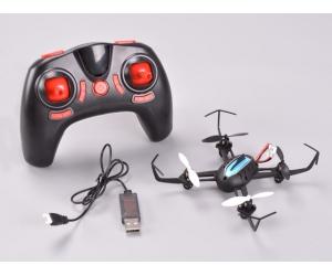2016 New Product!Mini Drone Inverted 2.4G 4CH 6Aixs Gyro RC Quad copter 360 Degree Rotation RTF