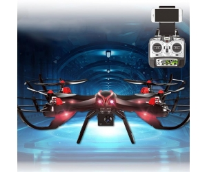 2016 New Professional WIFI Drone Quadcopter With Camera 2.4G 4CH with Altitude Hold Helicopter VS Tarantula X6