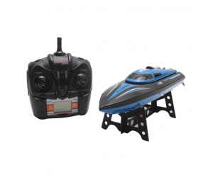 2016 New arriving! RC Boat 2.4GHz 4 Channel High Speed Racing Remote Control Boat with LCD Screen For Sale