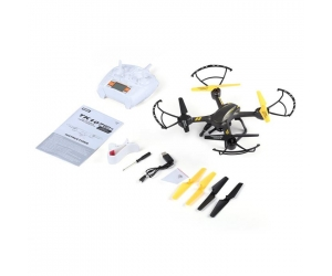 2016 Top Vente 6 Axis Gyro 2.4G 4.5CH WIFI RC Quadcopter avec appareil photo 2.0MP HD et Altitude Tenir Drone