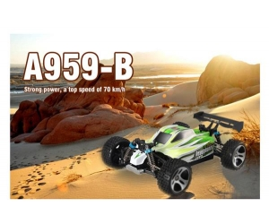 2016 Toys&Hobbies 1/18 4WD Buggy Off Road RC Car brush motor 70km/h high speed car