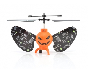2Ch rc pumpkin helicopter
