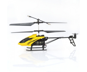 3 CH RC mini helicopter with two colors, flashing light