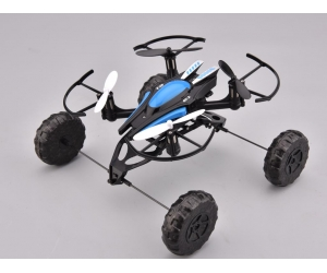 3 In 1 2.4GHz RC Hover Drone Ground Drive Aquatic Drive Sky Flight Waterproof Quadcopter