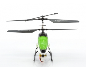 3.5 Ch infrared helicopter with plastic body
