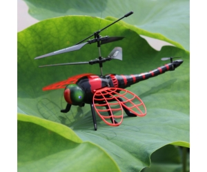 3.5Ch infrared rc animal helicopter